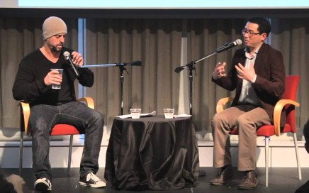 "THE NEW SCHOOL: ""New Frontiers with Joshua Chuang and Doug Rickard"""